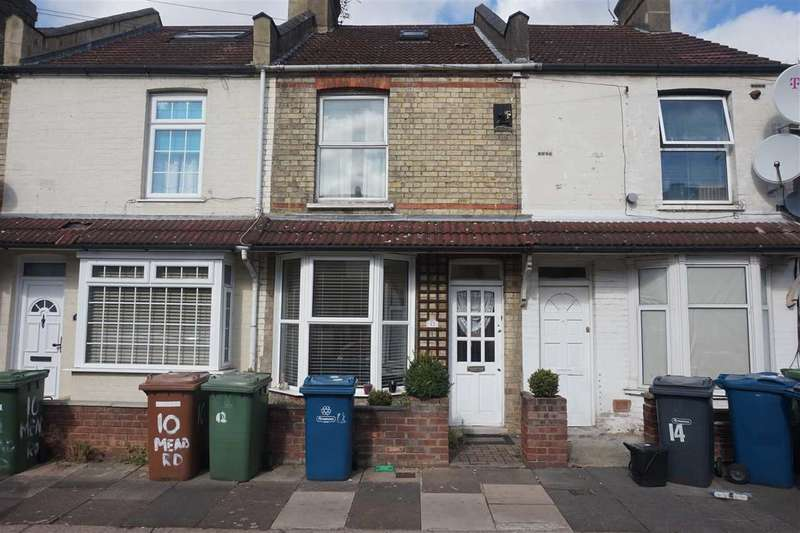 2 Bedrooms Terraced House for sale in Mead Road, Edgware