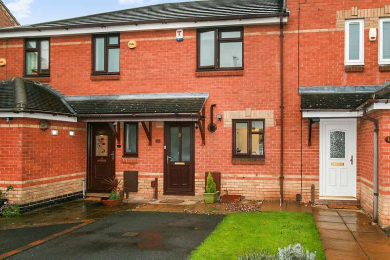 2 Bedrooms Terraced House for sale in Trent Avenue, Leicester