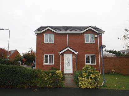 3 Bedrooms Detached House for sale in Badby Wood, Kirkby, Liverpool, Merseyside, L33