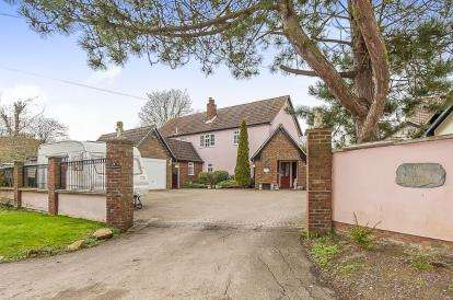 5 Bedrooms Detached House for sale in Chapel End, Sawtry, Huntingdon, Cambridgeshire