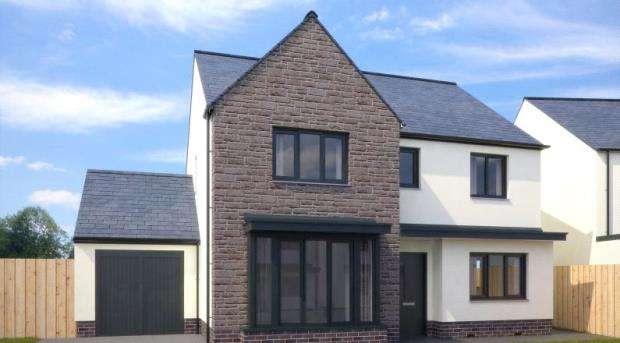 4 Bedrooms Detached House for sale in C34 Pickering, Paignton, Devon