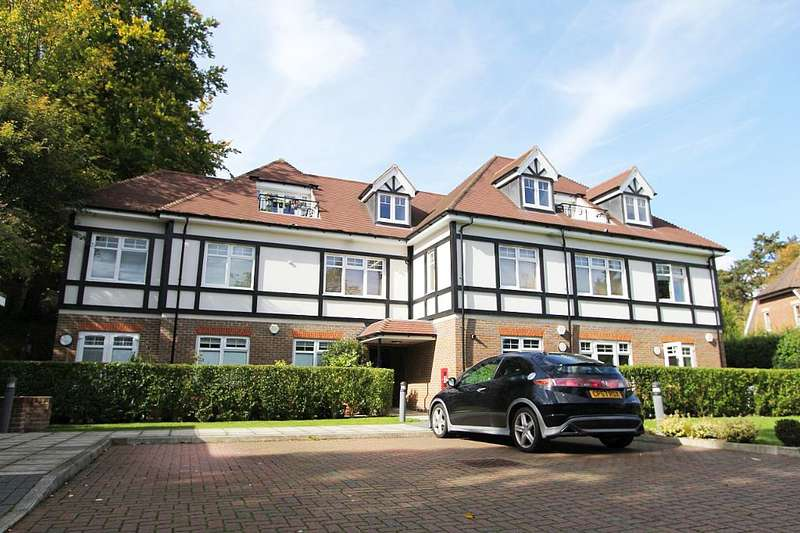 2 Bedrooms Apartment Flat for sale in 4, Woodcote Valley Road, Purley, London, CR8 3AG