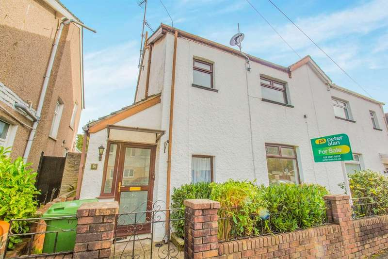 3 Bedrooms Semi Detached House for sale in Kimberley Terrace, Llanishen, Cardiff