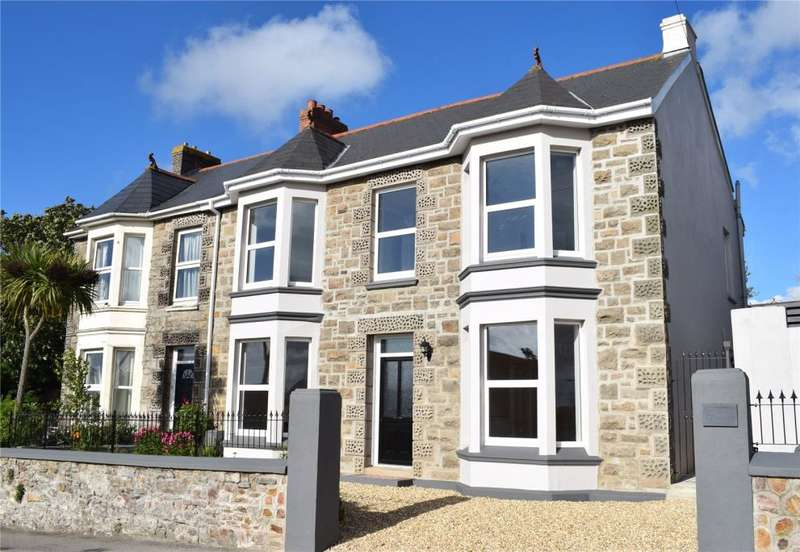 4 Bedrooms End Of Terrace House for sale in Pednandrea, Redruth