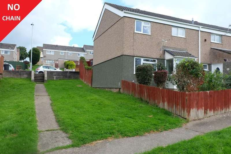 3 Bedrooms End Of Terrace House for sale in Chipmunk Walk, Barnstaple