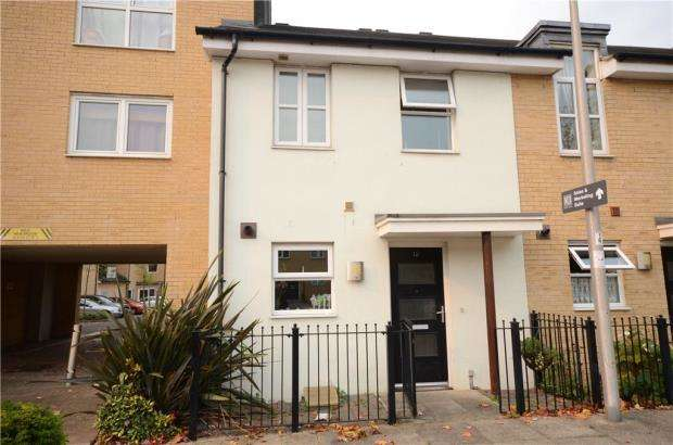 2 Bedrooms Terraced House for sale in Havergate Way, Reading, Berkshire