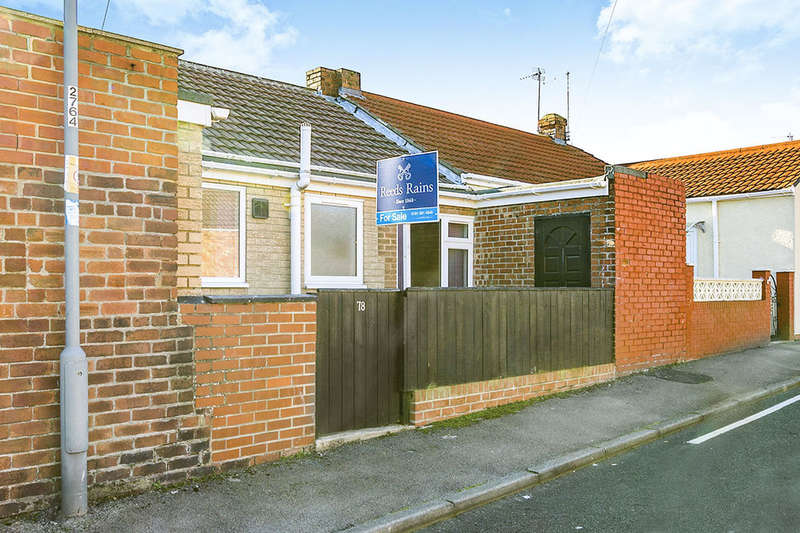 2 Bedrooms Bungalow for sale in Bethune Avenue, Seaham, SR7