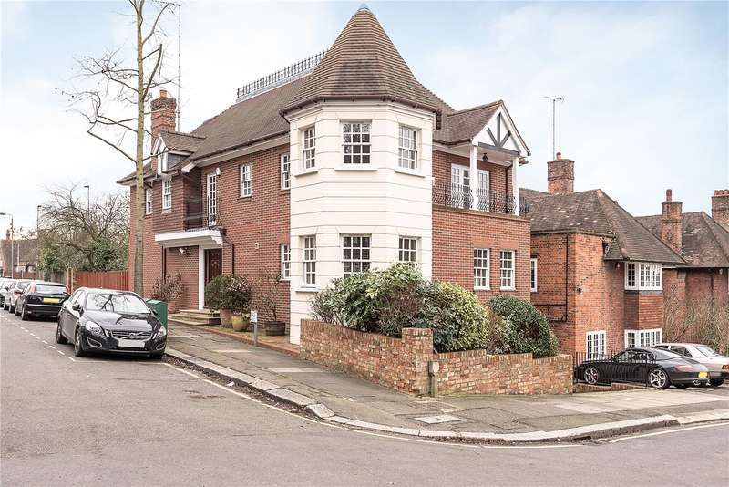 7 Bedrooms Detached House for sale in Lyndale Avenue, Hampstead, London, NW2