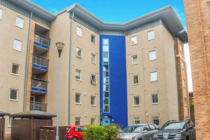 2 Bedrooms Flat for sale in Knightsbridge Court, Gosforth, Newcastle Upon Tyne, NE3