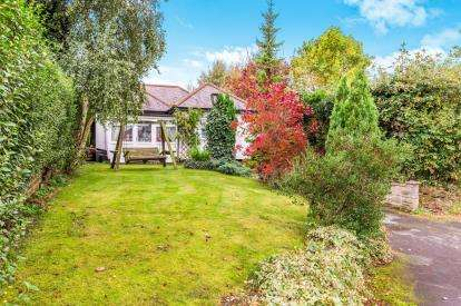 3 Bedrooms Bungalow for sale in Newbold Road, Desford, Leicester, Leicestershire