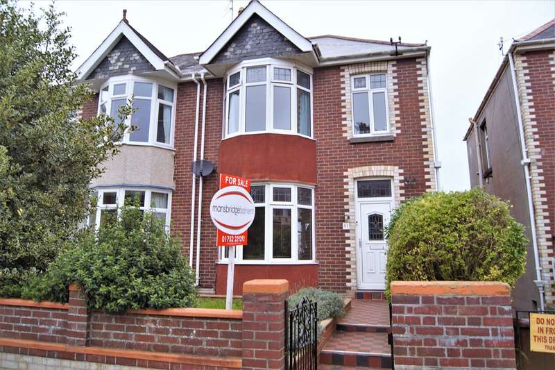 4 Bedrooms Semi Detached House for sale in Lipson, Plymouth