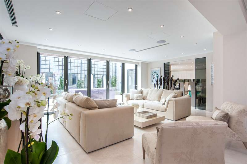 5 Bedrooms Detached House for sale in Acacia Place, St Johns Wood, London, NW8