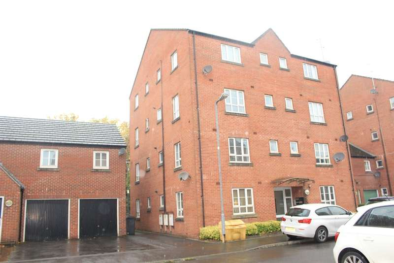 2 Bedrooms Flat for sale in Ffordd Ty Unnos, Cardiff