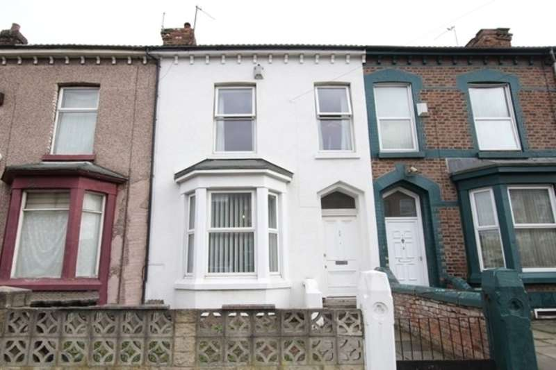3 Bedrooms Terraced House for rent in Rufford Road, Liverpool, L6