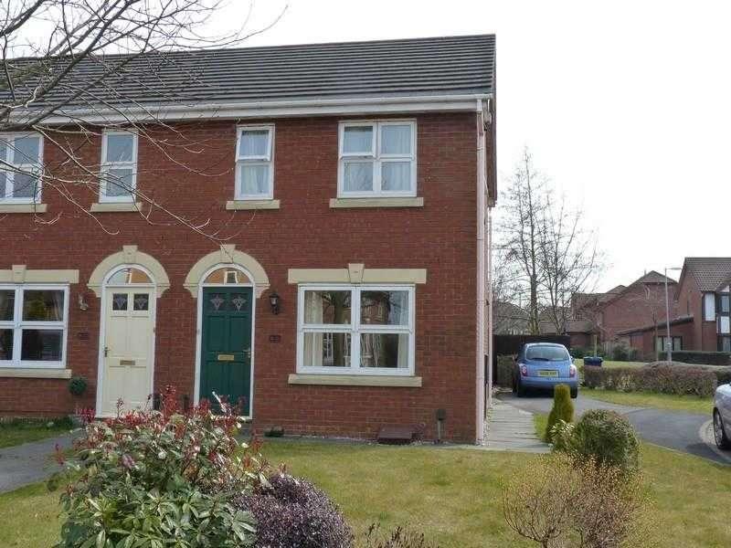 2 Bedrooms Mews House for sale in Ilway, Walton le Dale, Preston