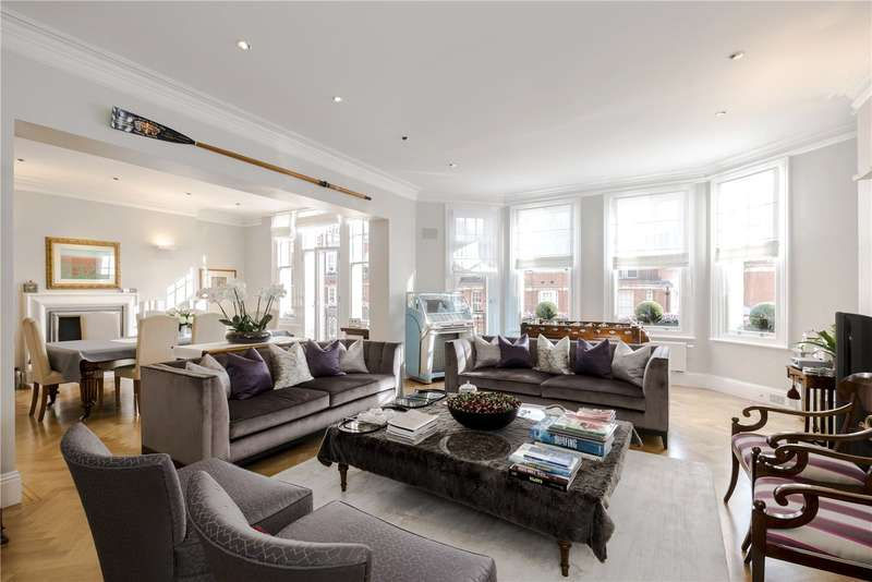 5 Bedrooms Flat for sale in Oakwood Court, London, W14