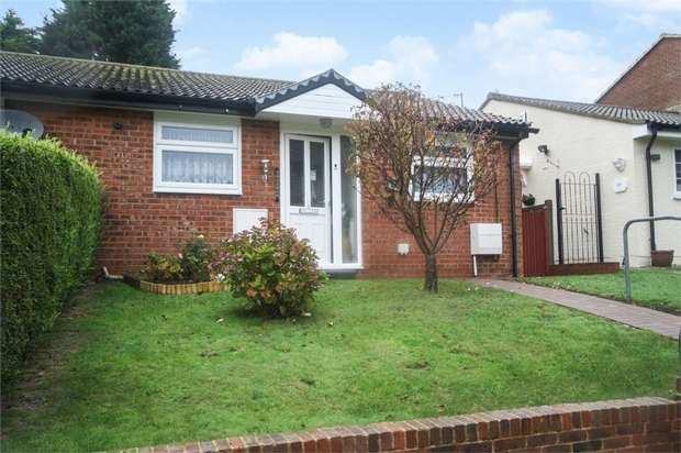 2 Bedrooms Semi Detached Bungalow for sale in Douce Grove, St Leonards-on-Sea, East Sussex