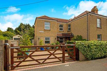 4 Bedrooms Semi Detached House for sale in Redfield Road, Patchway, Near Bristol, Gloucestershire