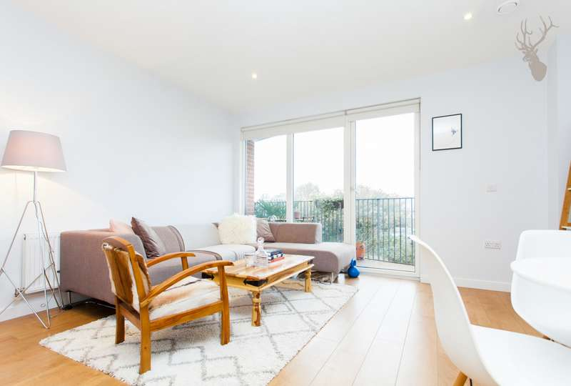 1 Bedroom Apartment Flat for sale in Neap Court, Navigation Road, Bow, E3
