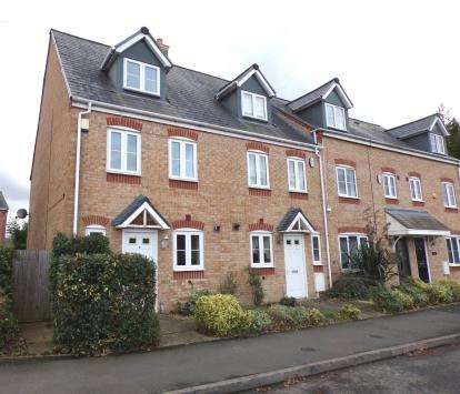 3 Bedrooms End Of Terrace House for sale in The Bridleway, Nuneaton, Warwickshire
