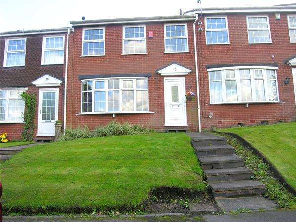 3 Bedrooms Terraced House for sale in Penns Lane, Coleshill