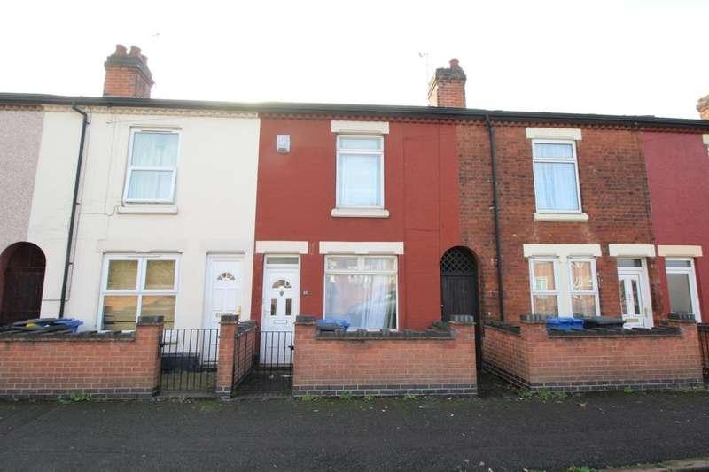 2 Bedrooms Property for sale in Handel Street, Derby, DE24