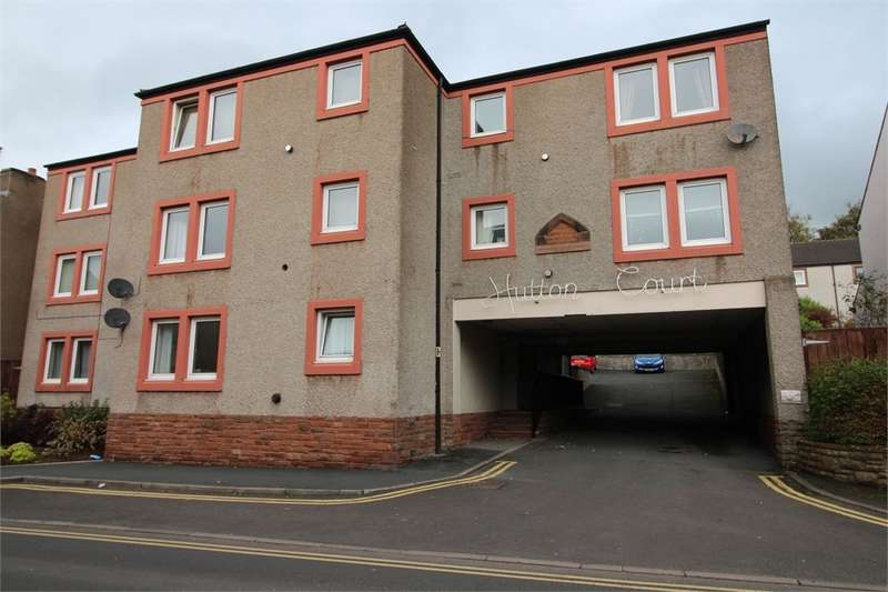 1 Bedroom Flat for sale in CA11 7YJ Hutton Court, Benson Row, Penrith, Cumbria