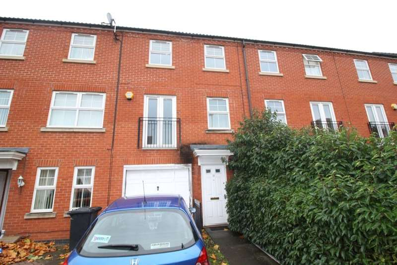 4 Bedrooms Property for sale in Montvale Gardens, Leicester, LE4