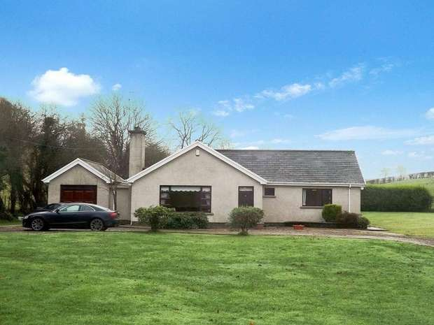 3 Bedrooms Detached Bungalow for sale in Loughmuck Road, Omagh, County Tyrone
