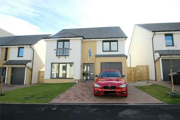 4 Bedrooms Detached House for sale in 14 Birch Avenue, Elgin, Moray