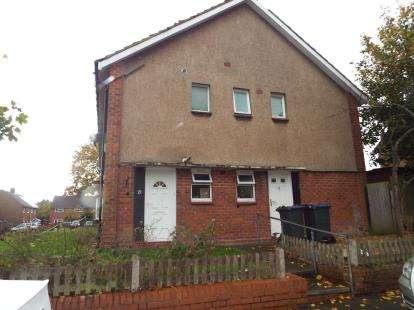 3 Bedrooms Maisonette Flat for sale in Blackrock Road, Birmingham, West Midlands