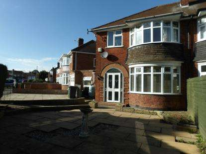 3 Bedrooms Semi Detached House for sale in Limetree Avenue, Birstall, Leicester, Leicestershire