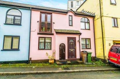 2 Bedrooms Terraced House for sale in Turnchapel, Plymstock, Devon