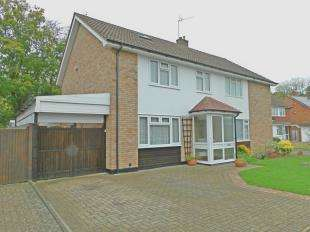 4 Bedrooms Semi Detached House for sale in Willow Lea, Tonbridge, Kent