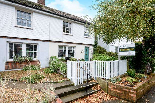 3 Bedrooms Semi Detached House for sale in Southbourne, Emsworth, West Sussex