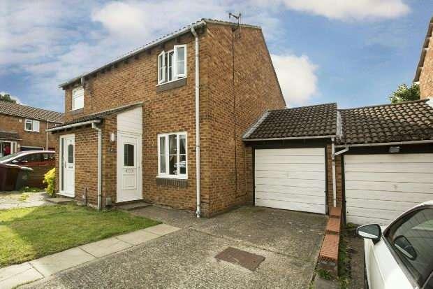 2 Bedrooms Semi Detached House for sale in Hornsea Close, Tilehurst, Reading,
