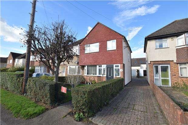 3 Bedrooms Semi Detached House for sale in Herschel Crescent, Oxford, OX4 3TZ