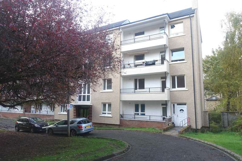 3 Bedrooms Flat for sale in Camphill Avenue, Shawlands