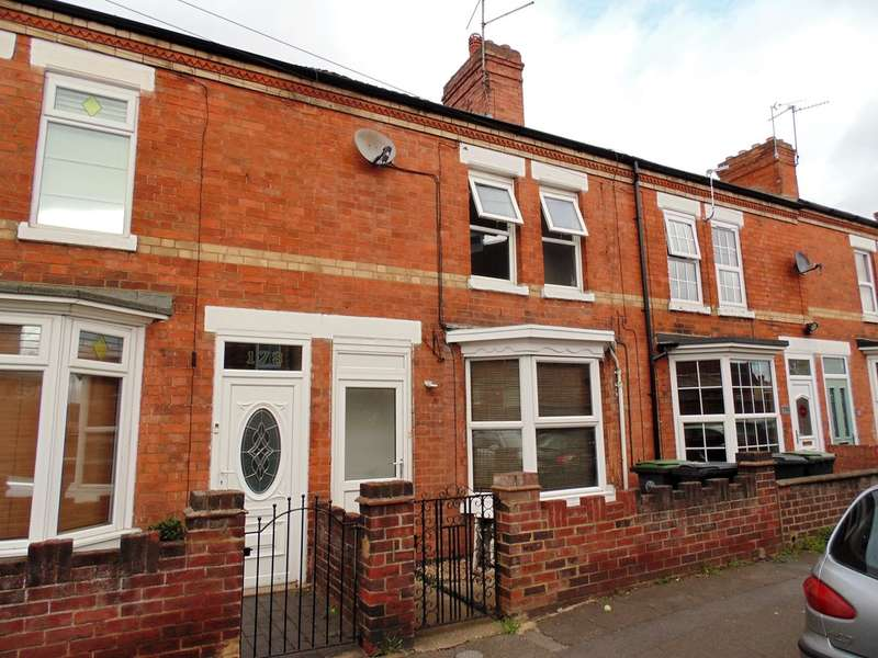 3 Bedrooms Terraced House for sale in Cromwell Road , Rushden