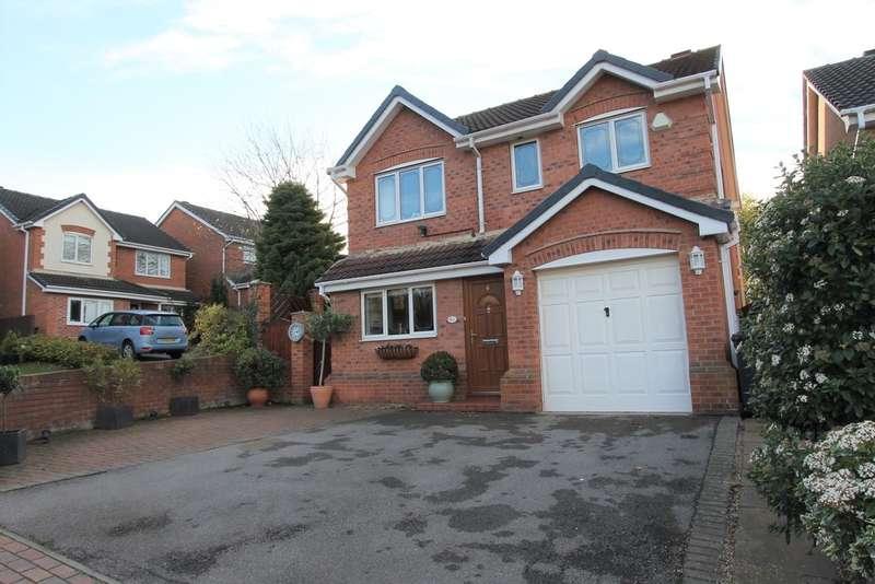 4 Bedrooms Detached House for sale in Barcroft Flatt, Redbrook, Barnsley, S75 1HY