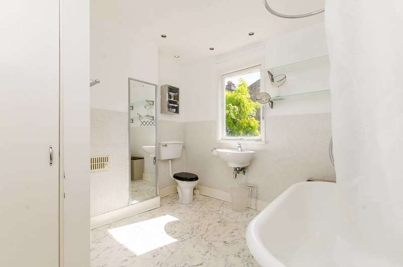 3 Bedrooms House for rent in Wanless Road, Herne Hill, SE24