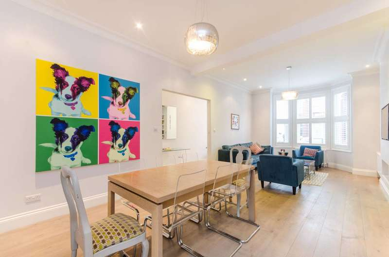 4 Bedrooms House for sale in Ivy Road, Cricklewood, NW2