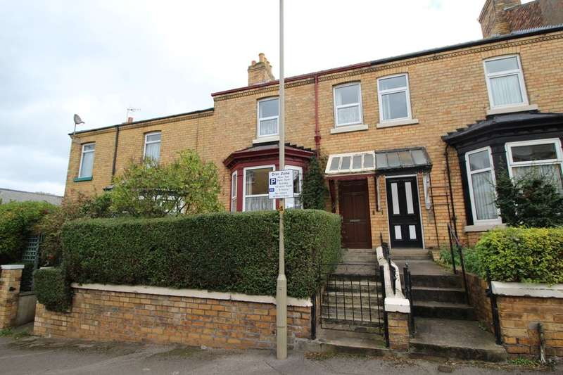 3 Bedrooms Terraced House for sale in Nansen Street, Scarborough, YO12