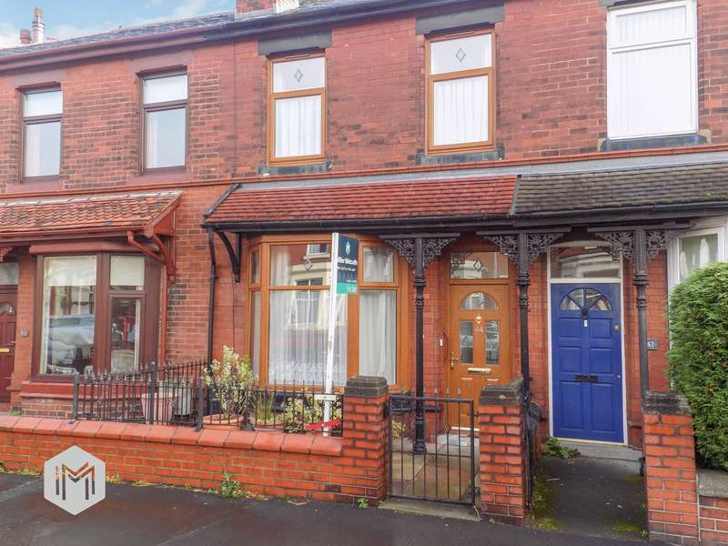 2 Bedrooms Terraced House for sale in Devonshire Road, Chorley, PR7