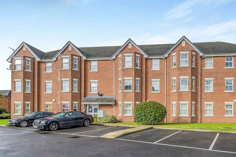 2 Bedrooms Flat for sale in Humbert Road, Stoke-On-Trent, ST1