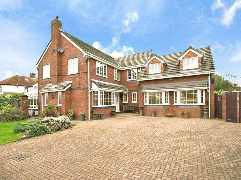5 Bedrooms Detached House for sale in Charlwood Avenue, Huyton, Liverpool