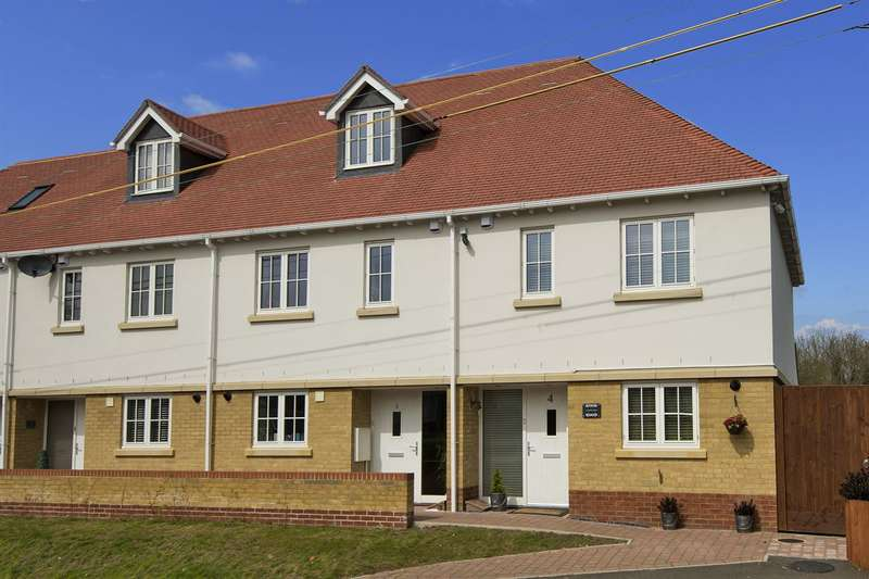4 Bedrooms Terraced House for sale in Shalmsford Street, Chartham, Canterbury