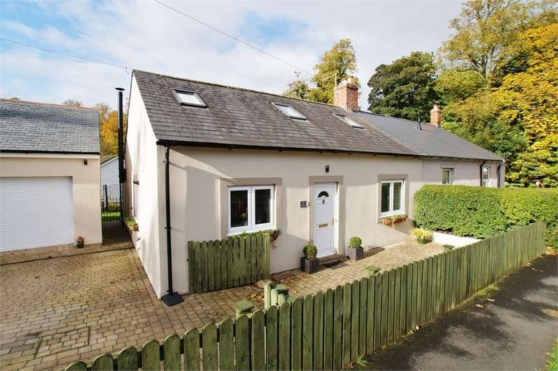 3 Bedrooms Cottage House for sale in CA8 1TU Crossways, Tarn Road, Brampton, Cumbria