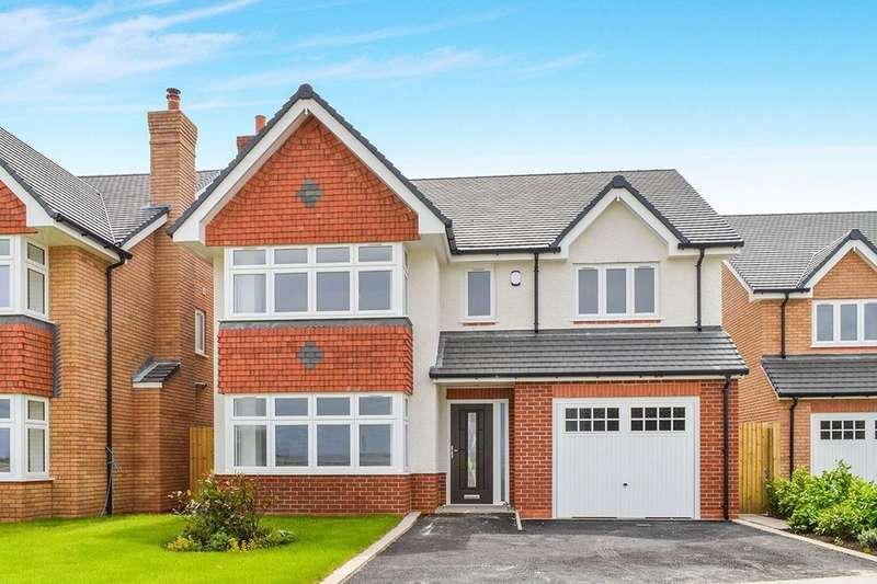 4 Bedrooms Detached House for sale in Bleak House Close, Chapel Lane, Bootle, L30