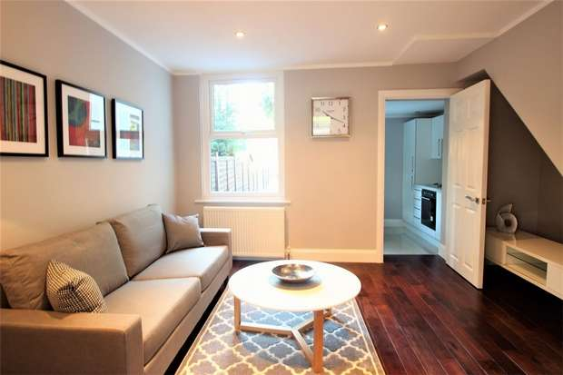 1 Bedroom Flat for sale in Springfield Road, Harrow, Middlesex
